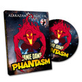 Phantasm (RED) by Jamie Daws & Alakazam Magic - DVD