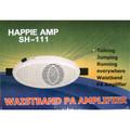 Happie Amp Junior SH-111 (Waistband Amp) - Trick