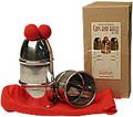 Cups & Balls w/Chop Cup Alum.Combo by Bazar de Magia - Trick
