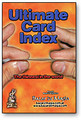 Ultimate Card Index by Bazar de Magia - Trick