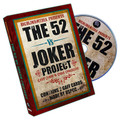 The 52 vs Joker Project by Gary Jones & Chris Congreaves - DVD