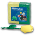 Napkin Rose - Refill (Yellow) by Michael Mode - Trick