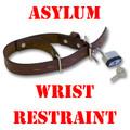 Asylum Wrist Restraint by Blaine Harris - Trick
