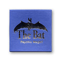 Bat (MAGNETIC) with DVD by Chazpro - Trick