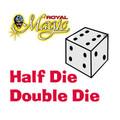 Half Die Double Die by Royal Magic - Trick