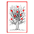 Tree of Diamonds Cards by Royal Magic(1 card= 1 unit) - Trick