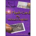 Bill Flash Card by Mickael Chatelain - Trick
