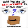 REPLACEMENT Box for Sanda-Panda - Tricks
