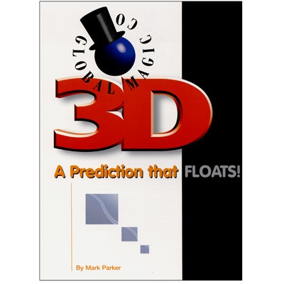 3D Prediction by Mark Parker - Trick - Big Guy's Magic Store
