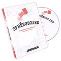 Springboard (Gimmick and DVD) by Jesse Feinberg - DVD