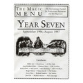 Year 7 : The Magic Menu - Book