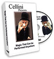 Magic That Can Be Performed Anywhere by Cellini - DVD