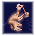 Chain Breaker Thumb Tie -Losander