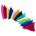 Silks 6 inch 12 Pack (Assorted) Magic by Gosh - Trick