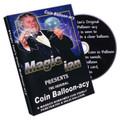 Coin Balloonacy by Ian Garrison - DVD