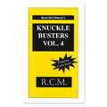 Knuckle Busters #4 by McClintock - Book