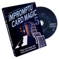 Impromptu Card Magic Volume #5 by Aldo Colombini - DVD
