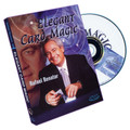 Elegant Card Magic by Rafael Benatar - DVD