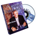 Elegant Cups And Balls by Rafael Benatar - DVD