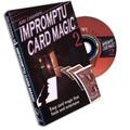 Impromptu Card Magic #2 Aldo Colombini, DVD