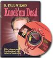Knock'em Dead Paul Wilson, DVD