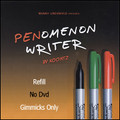 REFILL PENomenon Writer (Gimmicks Only, NO DVD Green) by Menny Lindenfeld and Koontz  - Trick