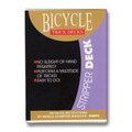 Stripper Deck Bicycle (Red) by US Playing Card  - Trick