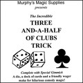 Three and a Half Bicycle Rider Back (Red Club 3 1/2) - Trick