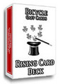 Rising Card Deck (Red)