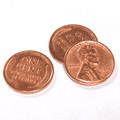 Steel Core Penny (3 Pennies) - Trick
