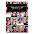How to Tell Anybody's Personality by the way they Laugh and Speak by Paul Romhany - Book