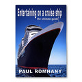 Entertaining on Cruise Ships by Paul Romhany - Book
