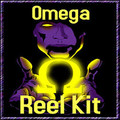 Omega Reel (KIT) by David Mann - Trick