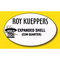 Expanded Shell Canadian Quarter - Trick