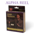 Alpha Reel (Large) by James George - Trick