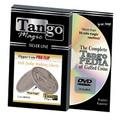Tango Silver Line Flipper Pro Flip Walking Liberty (w/DVD)(D0118) by Tango - Trick