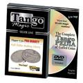 Tango Silver Line Flipper Pro Gravity Walking Liberty (w/DVD) (D0119) by Tango - Trick