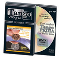 Tango Silver Line Copper and Silver Walking Liberty/English Penny (w/DVD) (D0120) by Tango - Trick