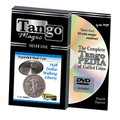 Tango Silver Line Expanded Shell Walking Liberty (w/DVD) (D0005) by Tango - Trick