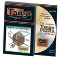 Strong Magnetic Half Dollar (w/DVD)(D0112) by Tango - Trick