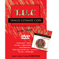 Tango Ultimate Coin w/DVD(T.U.C)(D0111) English Penny by Tango - Trick