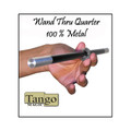Wand Thru Quarter (W006) by Tango - Trick