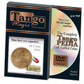 Shim Shell (50 Cents Euro Coin NOT EXPANDED w/DVD) by Tango-(E0073)