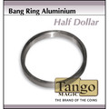 Bang Ring Half Dollar Aluminum (A0009)by Tango