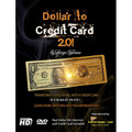 Dollar to Credit Card 2.0 (Gimmick and Online Instructions) by Twister Magic - Trick