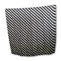 Zebra Silk 36 inch black & white by Uday - Trick