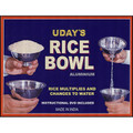 Rice Bowls by Uday - Trick