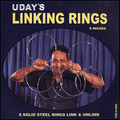 Linking Rings - 06 Inches - # 8 by Uday - Trick