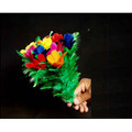Sleeve Bouquet 10 Flowers by Uday - Trick