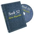 Seek 52 by Steve Reynolds - DVD